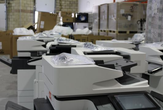 Managed printer services image
