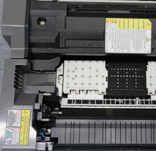 Printer hardware image